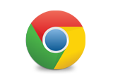logotipo chrome